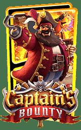 Captains Bounty ทดลองเล่นฟรี pgslot จากเว็บ superslot สล็อตรวมค่าย